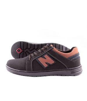 Roksol: Мужские осенние кроссовки T19 коричневые Оптом