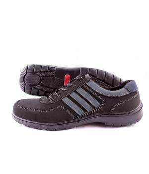 Roksol: Мужские осенние кроссовки Т22 серые Оптом