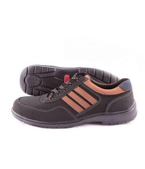 Roksol: Мужские осенние кроссовки Т22 оранж Оптом