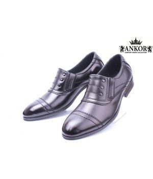 Ankor: Классические Мужские туфли 001 оптом