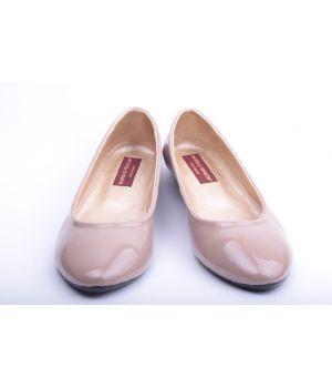 KooBeek:Женские летние балетки оптом оптом (беж)