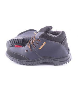 fa98e9375b816c Ankor: Спортивные Мужские Ботинки №8 Timberland синие оптом