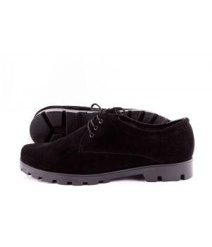 Koobeek: Стильные женские туфли T1 замш Оптом