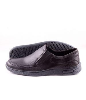Ankor: Классические мужские туфли (Резинка №1) Timderland оптом