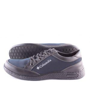 Koobeek: Спортивные мужские кроссовки Т12 синие оптом